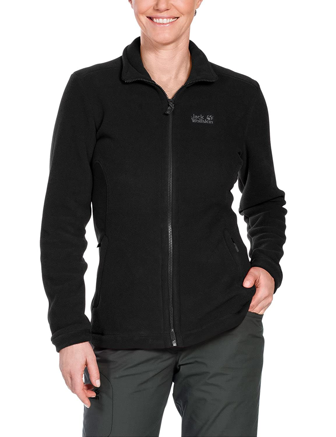 Jack Wolfskin Damen Fleece Jacke Midnight Moon