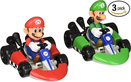 Amazon.com: Decopac Super Mario Mario Kart DecoSet ...