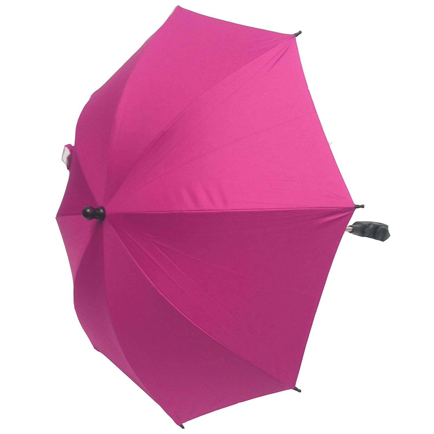 Baby Parasol for All Pushchairs/Buggies - Pink For-Your-Little-One