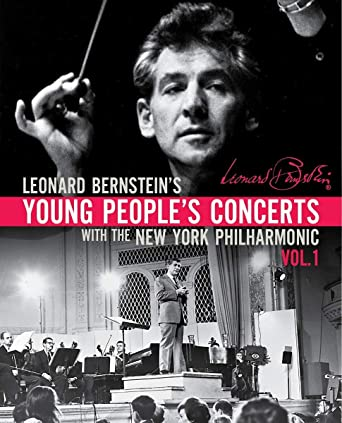 Young People's Concerts, Vol. 1 (Documentaries, 1958-1972)