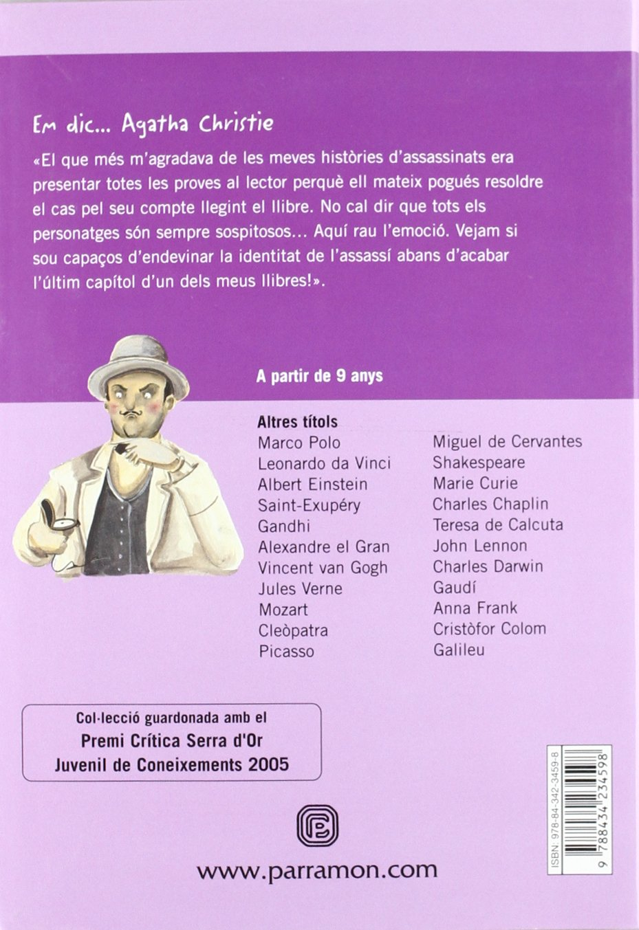 Em dic… Agatha Christie (Me llamo): Amazon.es: Alexandri, Ferran ...