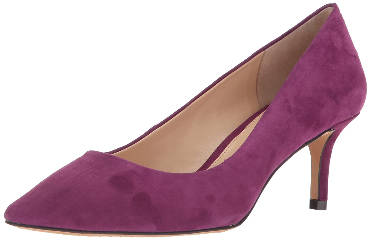 Vince Camuto Women's Kemira Pump B07693Z3JQ 8.5 B(M) US|Plum Perfect