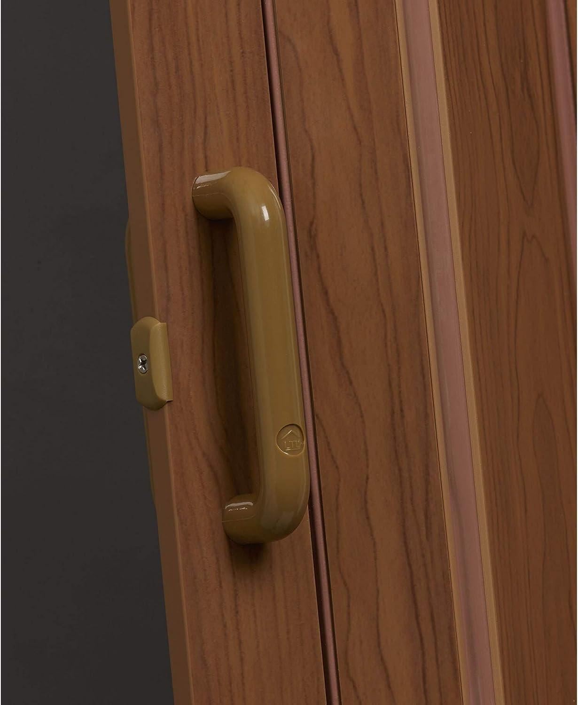 Cherry Folding Door Plastic Includes Hardware
