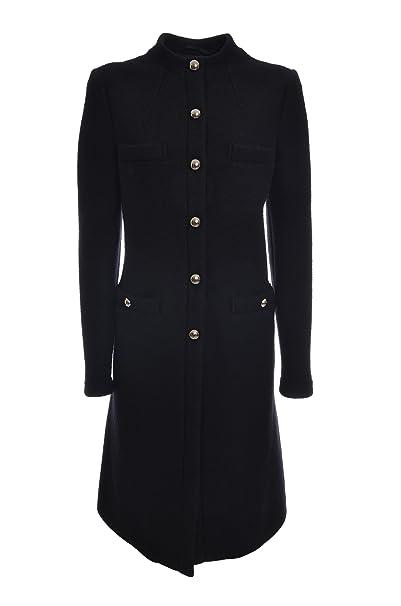 buy online 5608f fd224 ARMANI JEANS Cappotto Lana Lungo Bottoni Sfera Stile ...