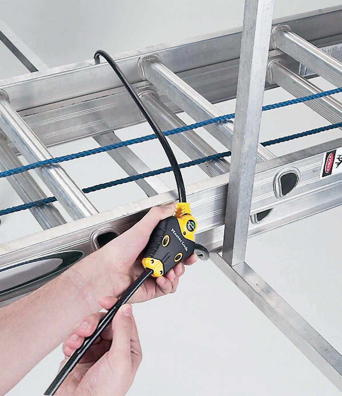 Master Lock 8430EURDPF Python Cable 9m x 10 mm [Tools & Hardware]