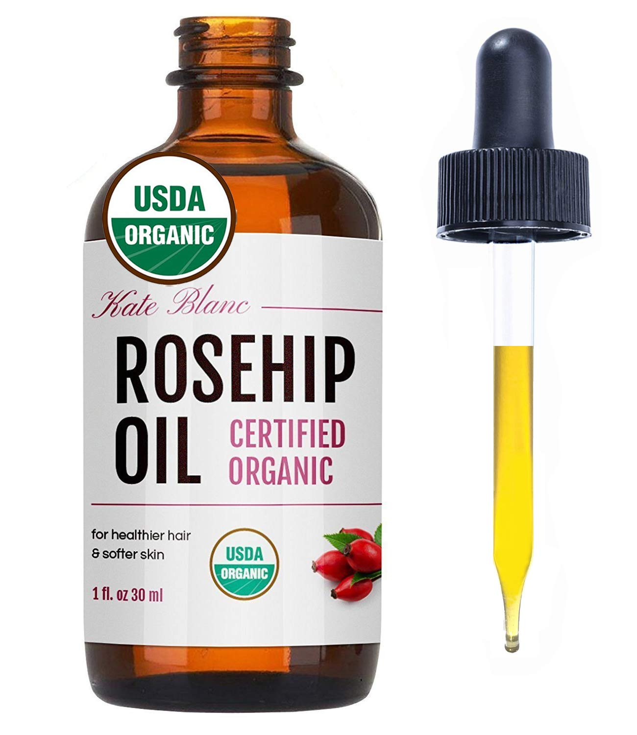 Rosehip Seed Oil by Kate Blanc Cosmetics