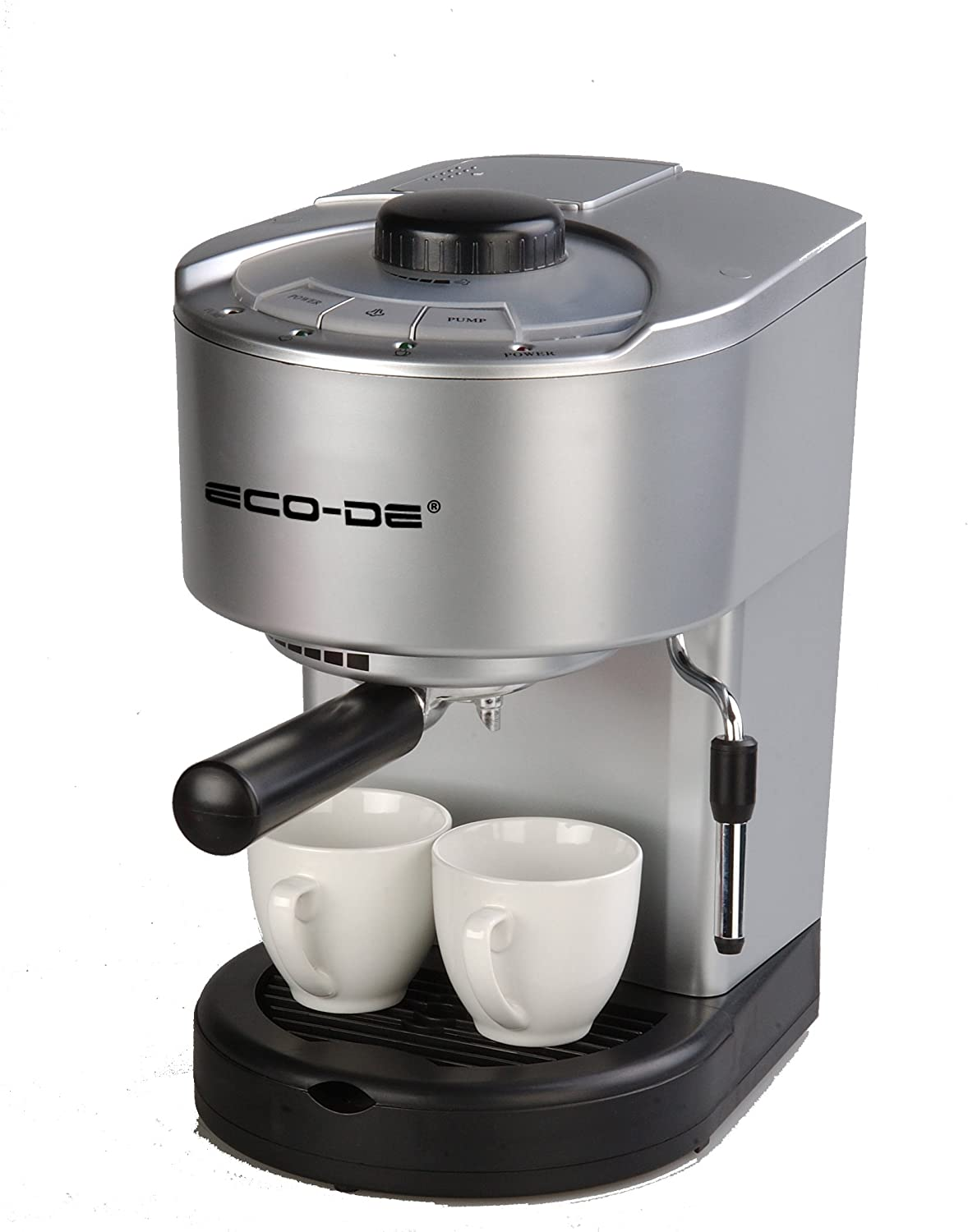 ECO-DE ECO-265- Cafetera espresso, 15 bar: Amazon.es: Hogar