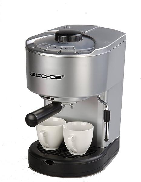 ECO-DE ECO-265- Cafetera espresso, 15 bar
