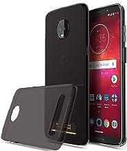 Capa Moto Z3 Play 6 Polegadas XT1929, Cell Case, Flexível, Fumê