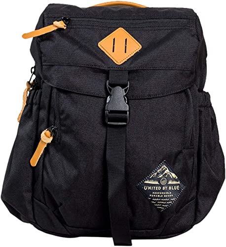 United By Blue - Bluff Utility Backpack Black