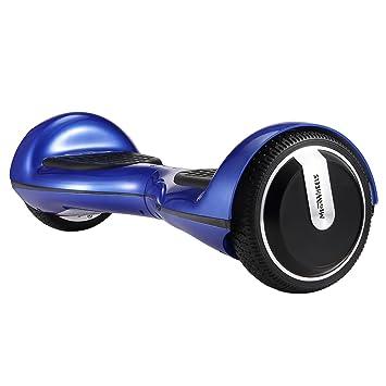 Amazon.com: Monopatín eléctrico de balanceo, ultraligero ...