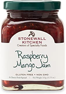 product image for Stonewall Kitchen Raspberry Mango Jam, 11.75oz