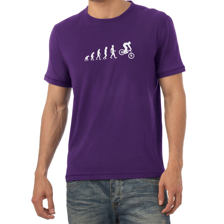 Texlab Downhill Evolution - Herren T-Shirt