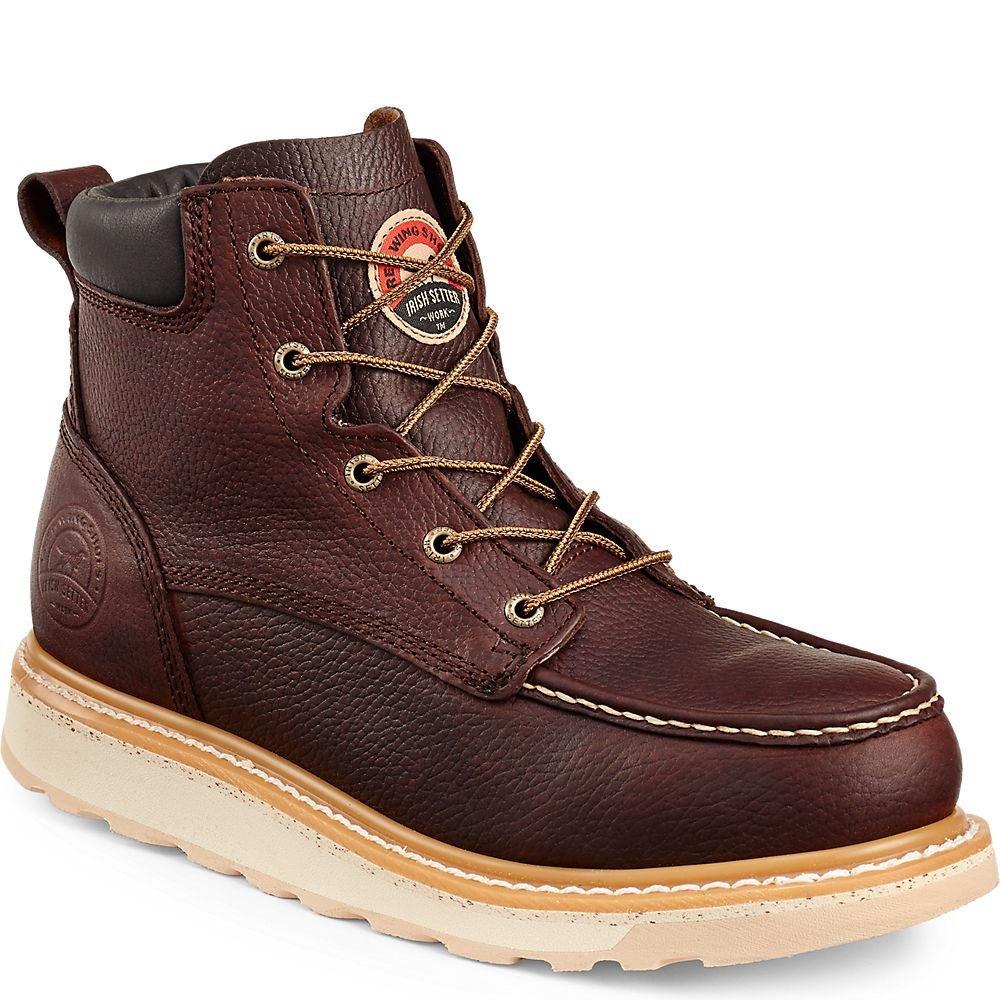 Irish Setter Men's 6'' 83605 Work Boot,Brown,10 EE US