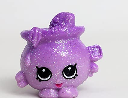 amazon com 2016 shopkins season 4 ultra rare shimmy petshop purple
