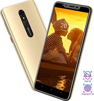 Moviles Libres 4g, 5.5 8MP+5MP Fingerprint Unlock 1GB+16GB ...