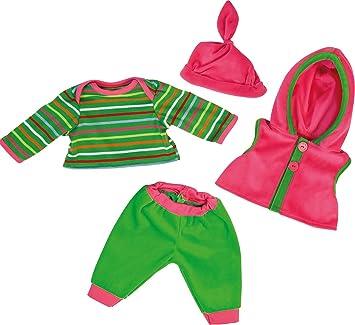 KapuzenjackeCirca 8462000 46 Cm Mit PuppenShirt Kleidung Design Hose 40 Bayer Und Für zVGqSUpM