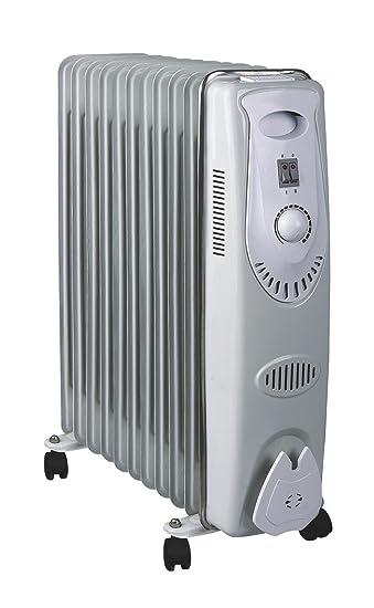 MT - Radiador aceite. 11 elementos. termostato ajustable. sistema ...