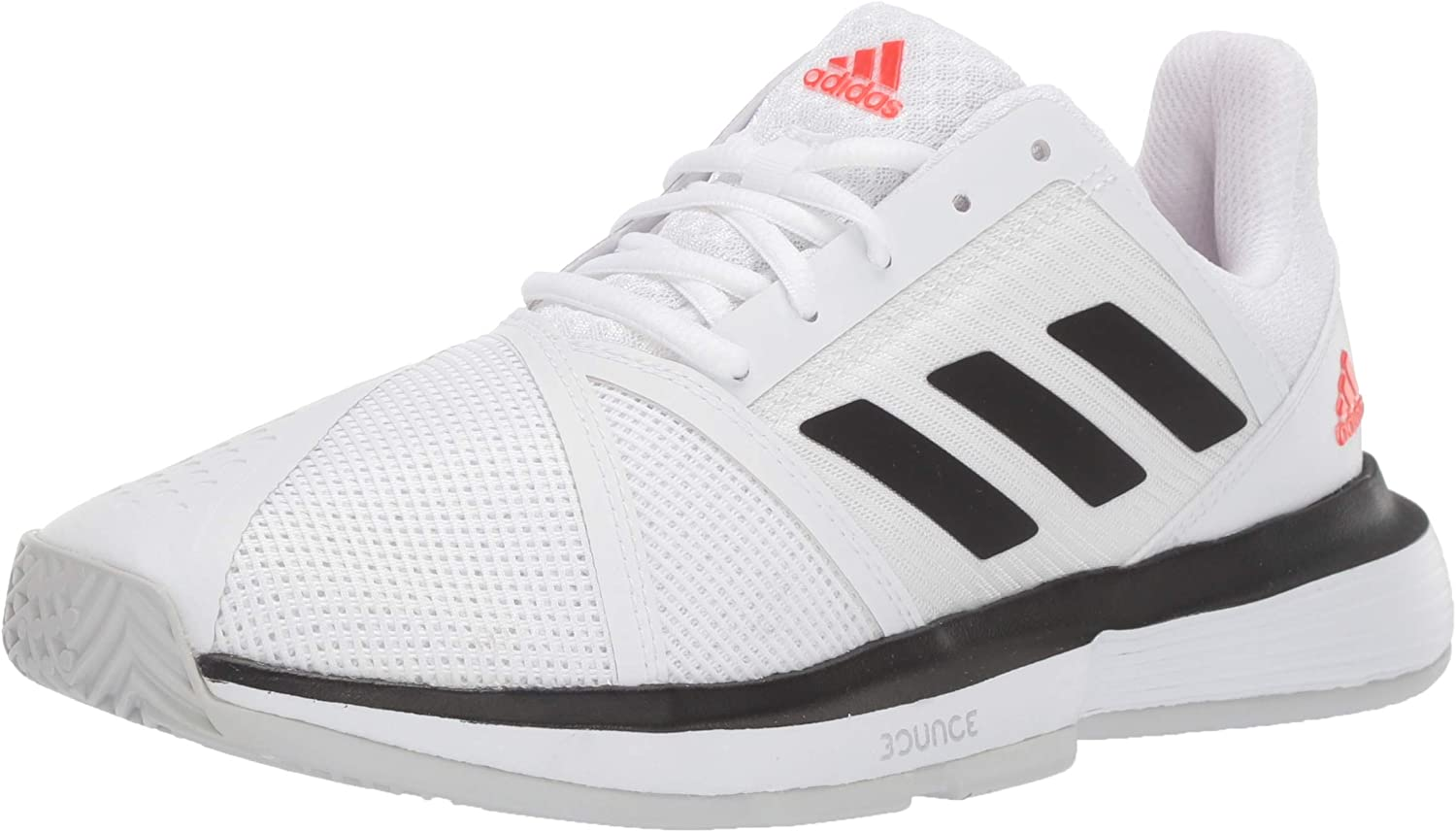 adidas Mens Courtjam Bounce Tennis Shoe