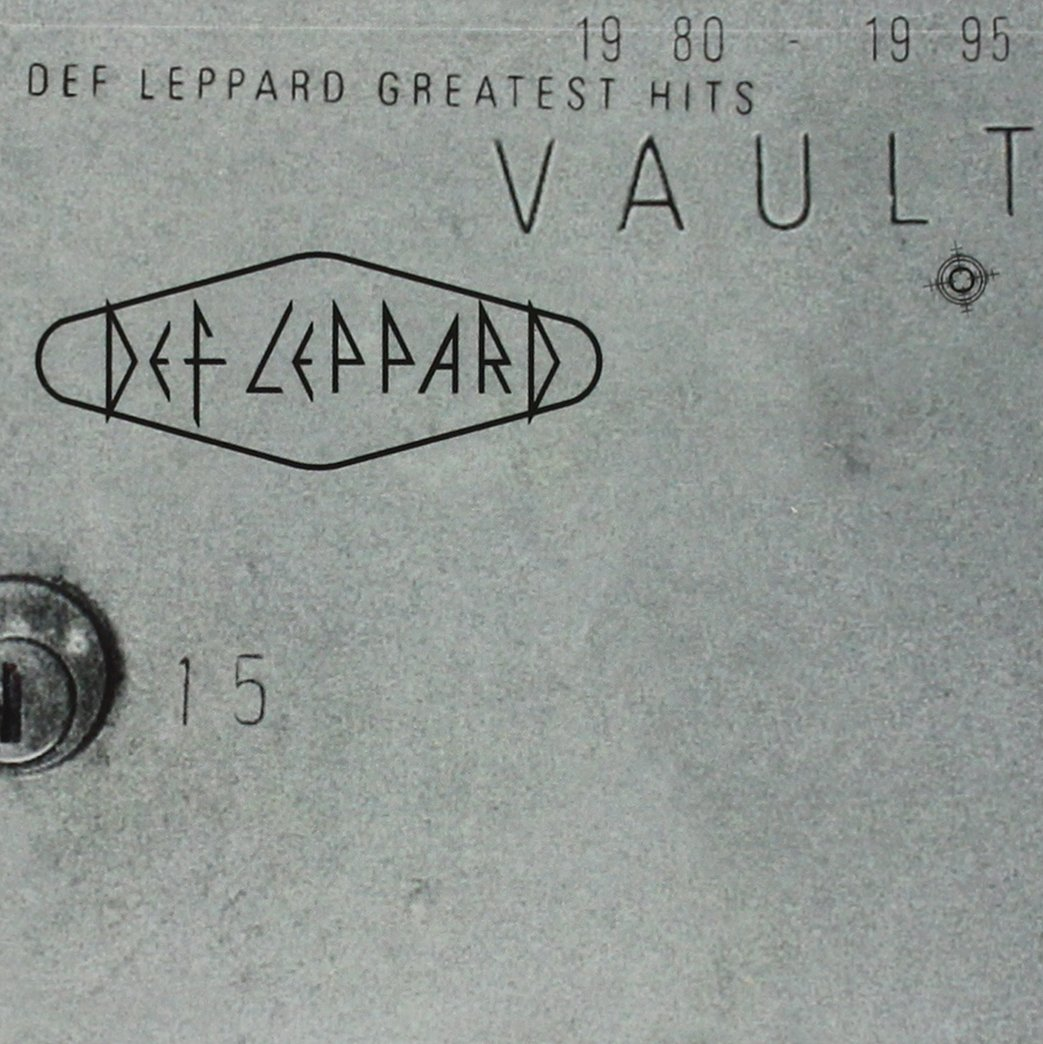Vault: Def Leppard Greatest Hits by Mercury