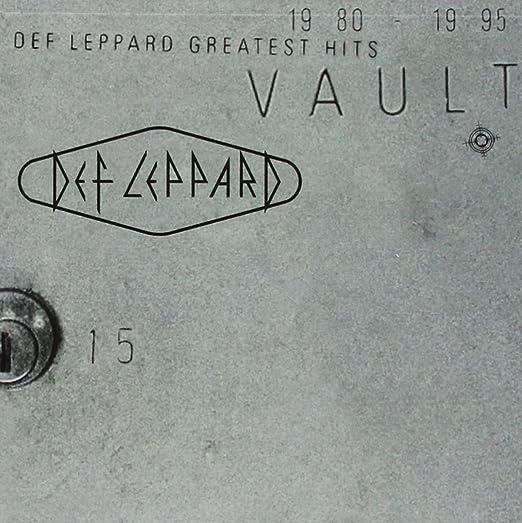 Vault: Greatest Hits: Def Leppard: Amazon.es: Música