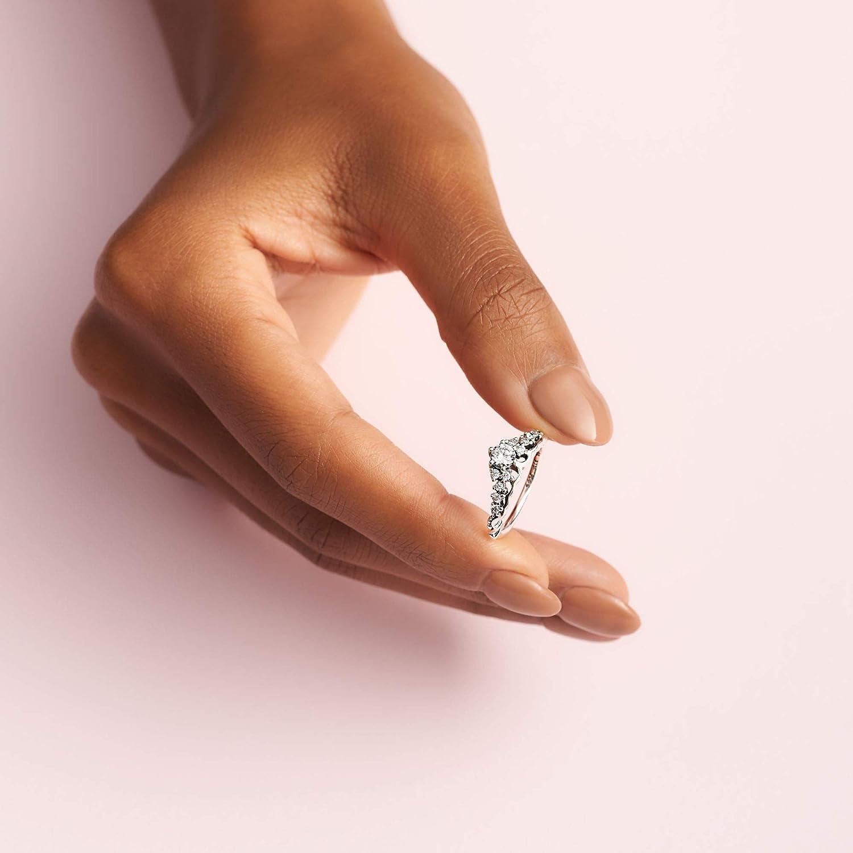 anello pandora tiara fiabesca