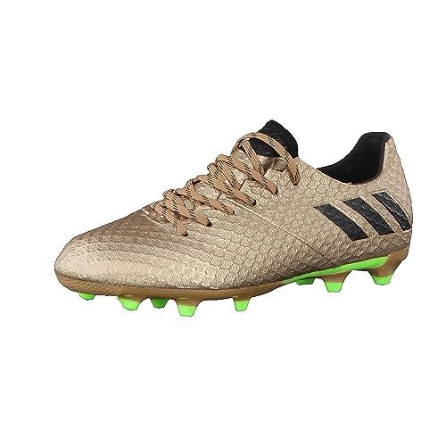brand new 58669 9bbfa adidas Messi 16.1 FG J, Botas de fútbol para Niños  Amazon.es  Zapatos y  complementos