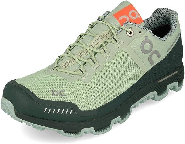 On Running - Zapatillas de running de tela, sintético para mujer Verde Mineral Olive, color Verde, talla 42 EU: Amazon.es: Zapatos y complementos