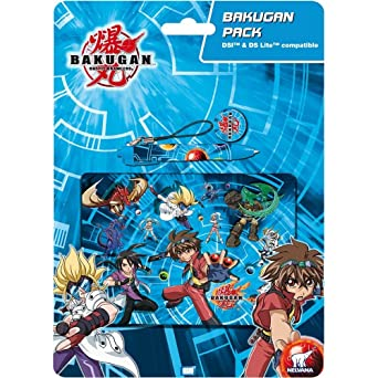 Amazon.com: Third Party - Bakugan Pack DS lite & DSi ...