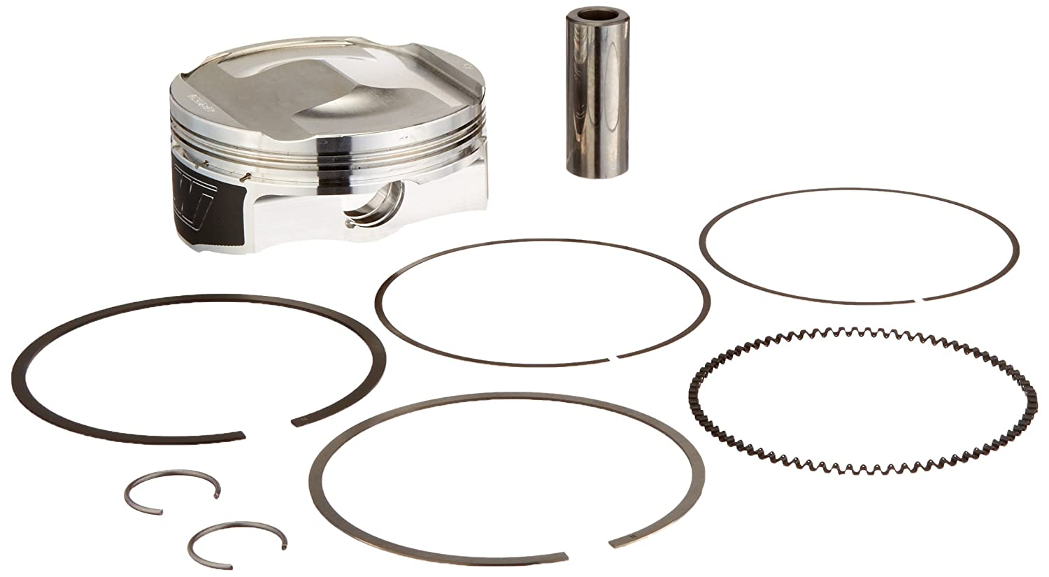 Wiseco 40045M09300 93.00mm 10.6:1 Compression ATV Piston Kit