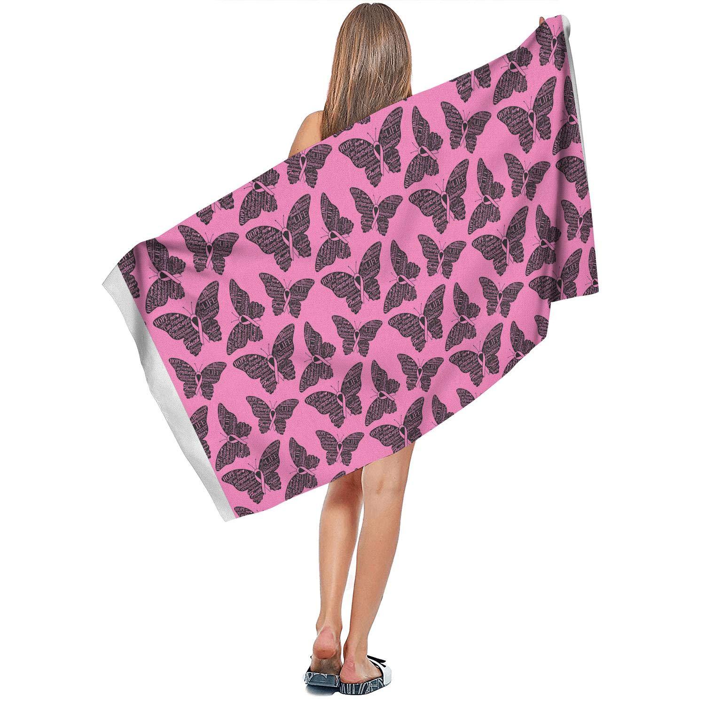 Amazon.com: HOTZX Good qualitydesigner High Absorbency Beach Towel ...