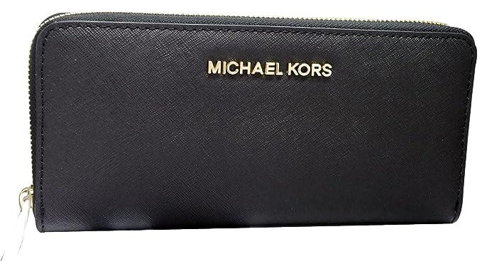 all around zip wallet - Black Michael Michael Kors HQeU7dLIe