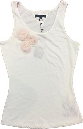 Tommy Hilfiger - Camiseta DE Tirantes Blanca Talla 14 AÑOS ...