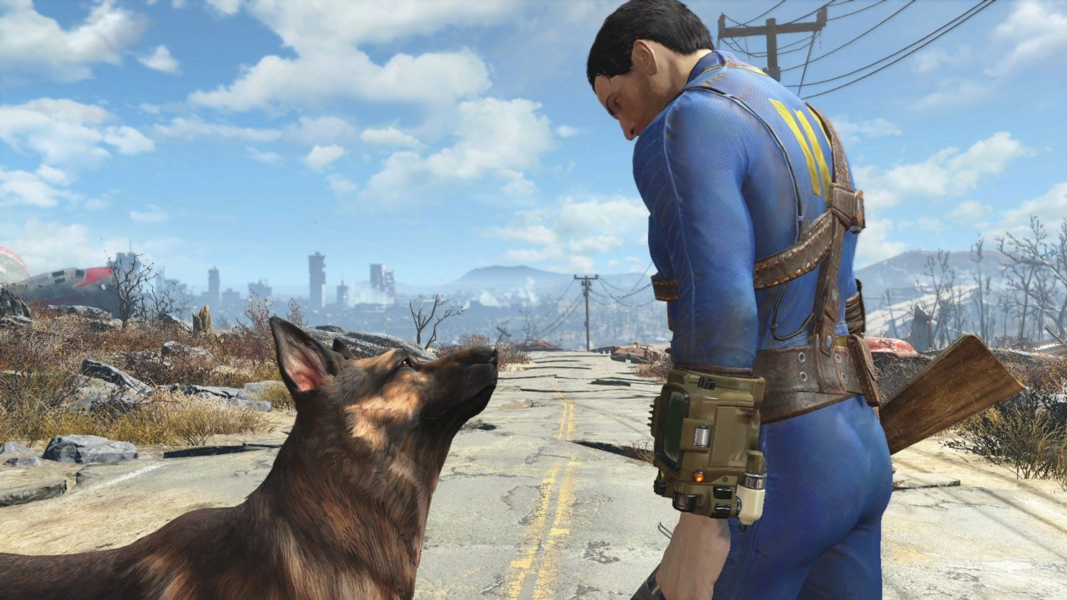 Fallout 4 (with Fallout 3 DLC) Xbox One Game by Bethesda (Image #5)