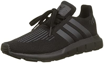 adidas Unisex-Kinder Swift Run Gymnastikschuhe, weiß