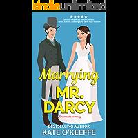 Marrying Mr. Darcy: A romantic comedy (Love Manor Romantic Comedy Book 2) book cover