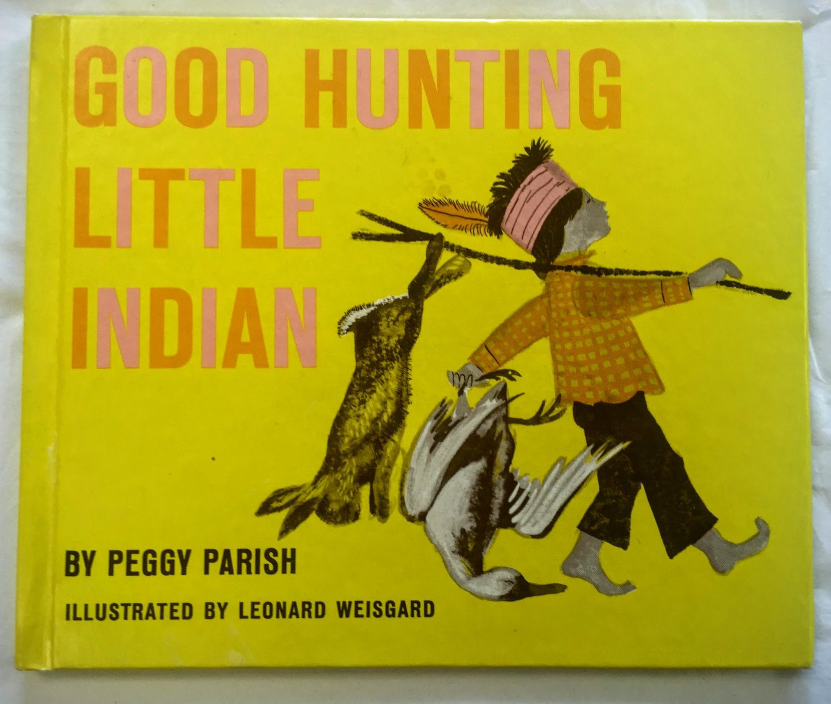 Good Hunting Little Indian, Parish, Peggy