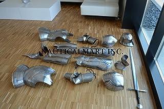 15th Century Gothic Plate Prmour - Gothic Suit of Armor Nauticalmart
