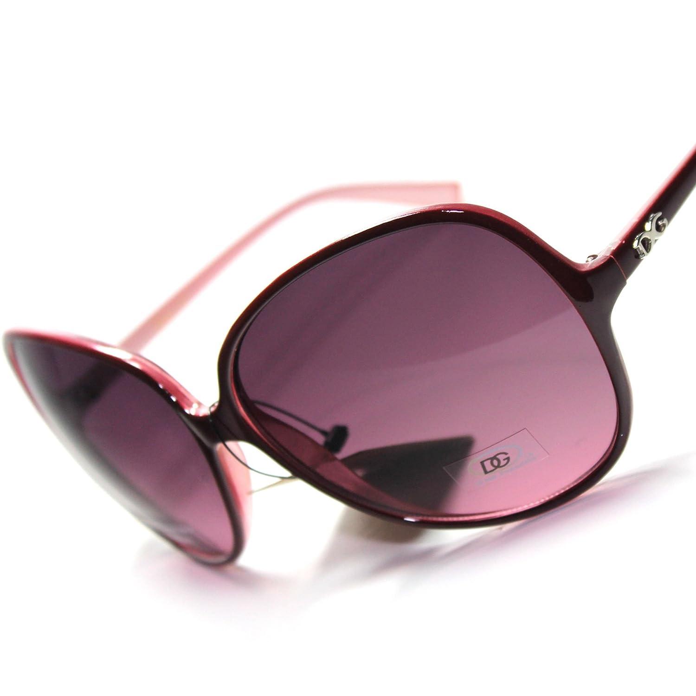 * #DG244-S3 DG Eyewear Vintage Oversized Women's Sunglasses -
