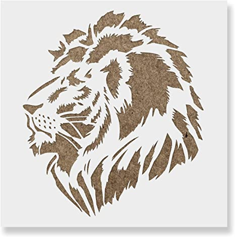 Reusable Stencils for Painting in Small /& Large Sizes Cat Stencil Template for Walls and Crafts