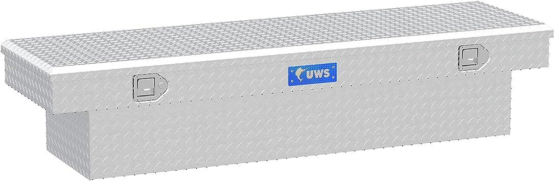UWS EC10411 69-Inch Aluminum Truck Tool Box