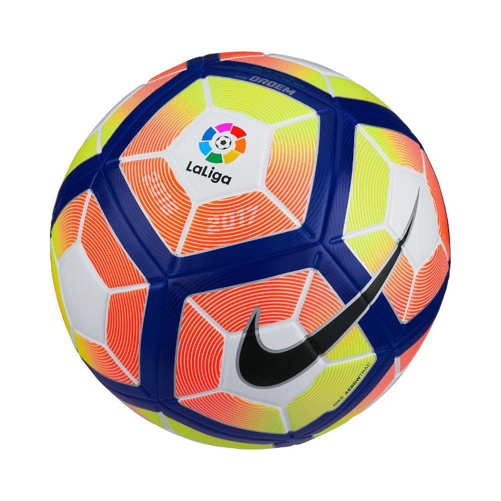 NikeサッカーOrdem IV La Liga公式マッチボール、サイズ5 B0195OYTF85
