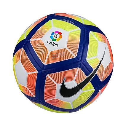 c94df0b25 Amazon.com: Nike Soccer Ordem IV La Liga Official Match Ball, Size 5 ...