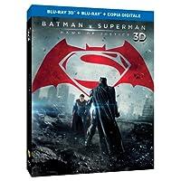 Batman V Superman: Dawn of Justice (Blu-Ray + Blu-ray 3D);Batman V Superman - Dawn Of Justice [Blu-ray]