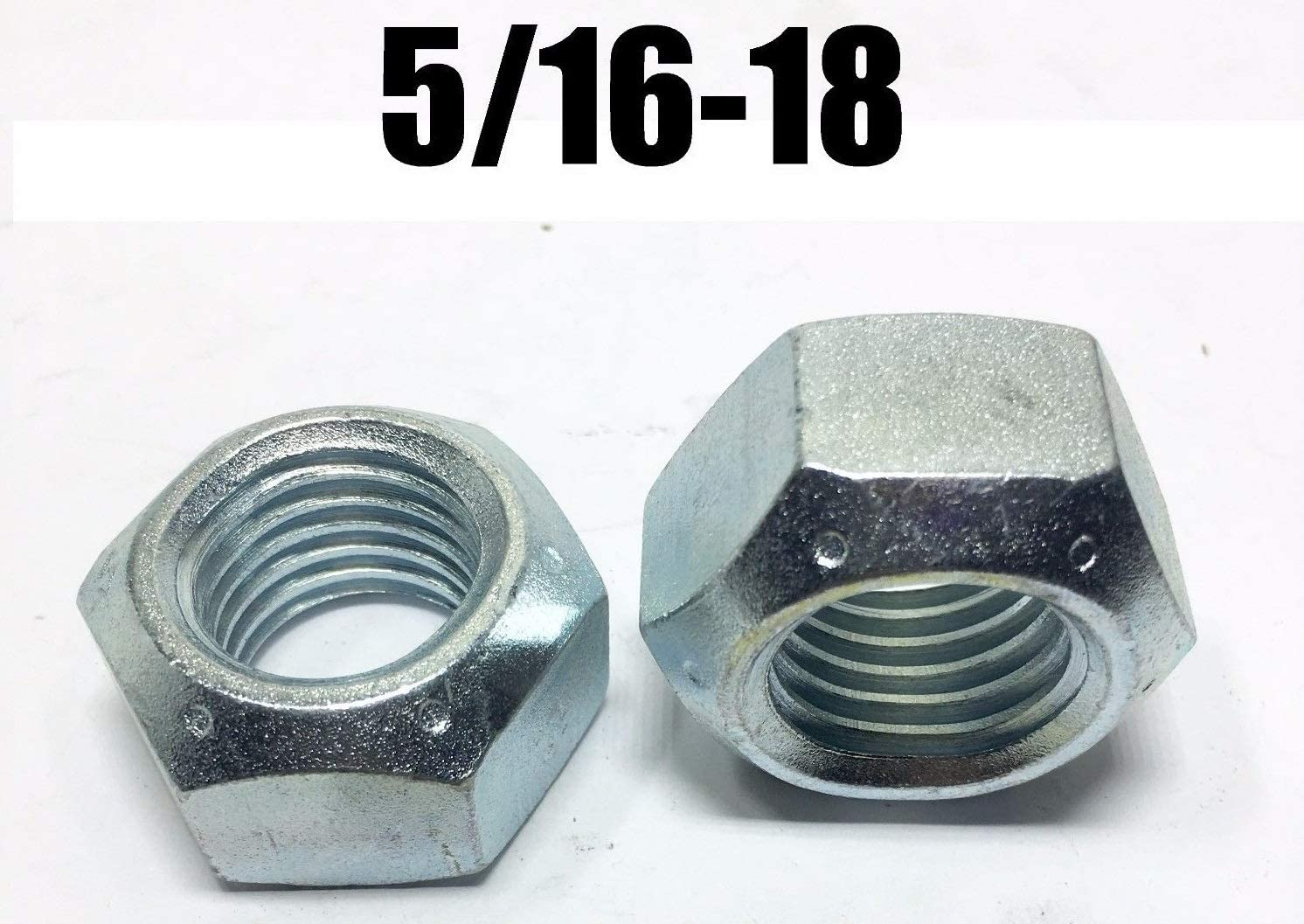 Stainless Steel Carriage Bolt 25-5//16-18 x 6