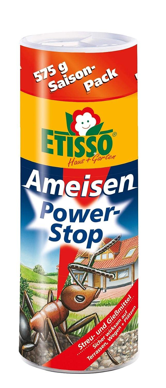 ETISSO® 1337-791 Ameisen Power-Stop Streu- und Gießmittel gegen kriechende Insekten Kellerasseln