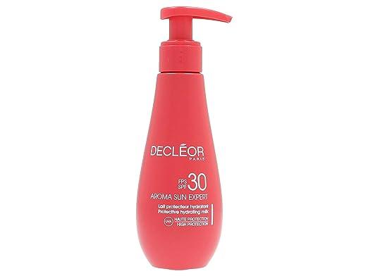 Decleor Aroma Sun Expert Protective Hydrating Milk High Protection SPF 30 Sunscreen for Unisex, 5 Ounce