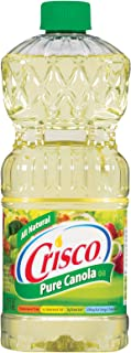 product image for Crisco Pure Canola Oil, 48-Ounce (Pack of 3)