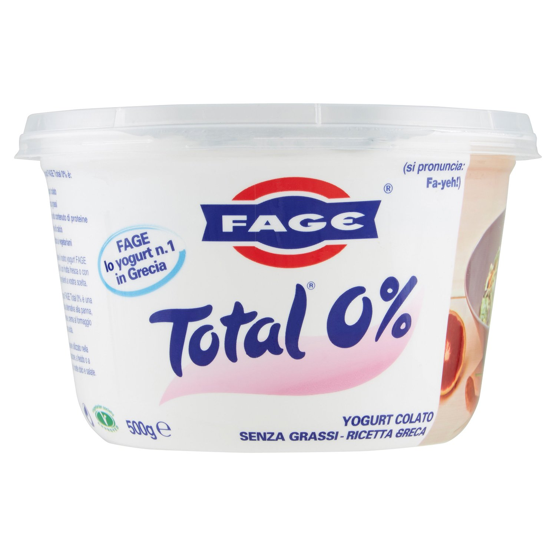 FAGE TOTAL, Greek Yogurt, 17.6 oz
