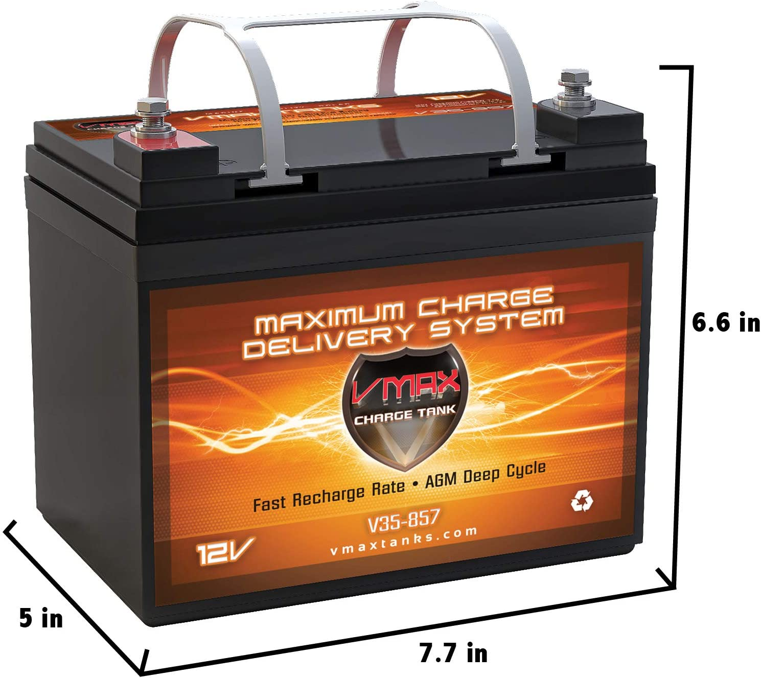 VMAX Deep Marine Cycle Battery (V35-857)